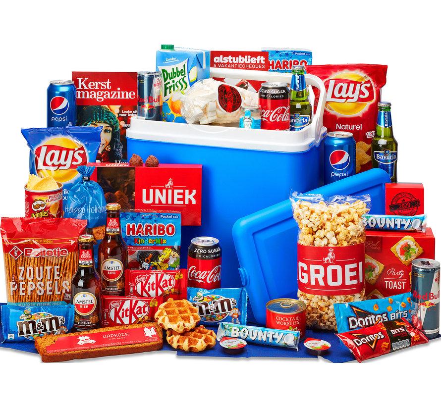 Kerstpakket On the move - 9% BTW
