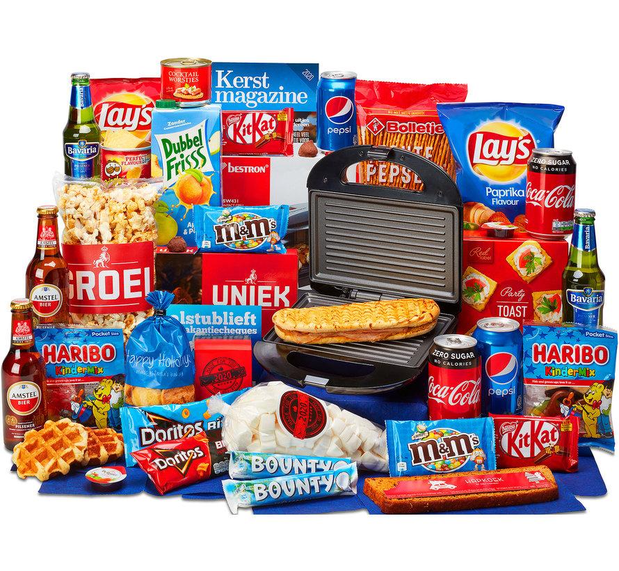 Kerstpakket Roast & toast - 21% BTW