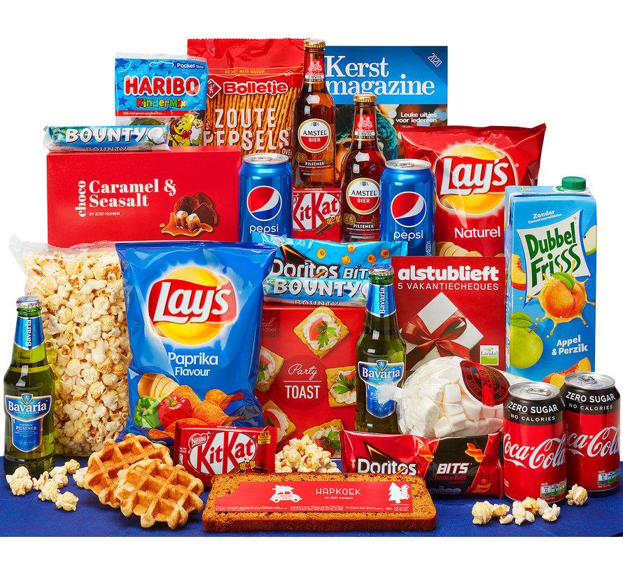Kerstpakket Fris en fruitig - 21% BTW