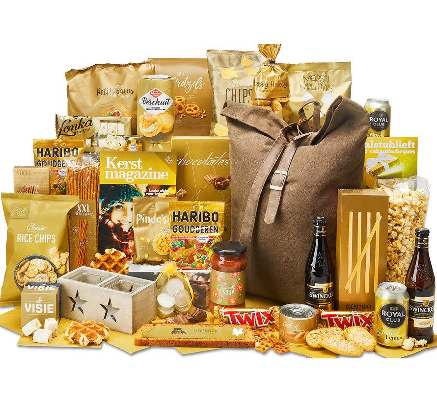 Kerstpakket Backpack - 9% BTW