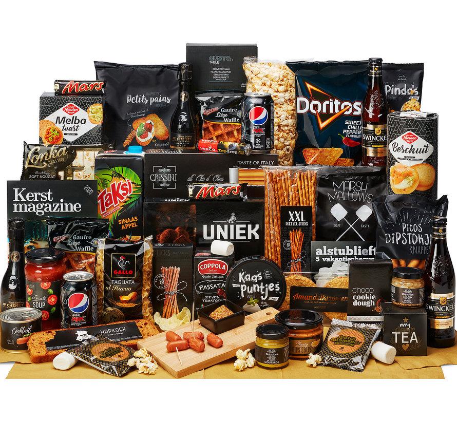 Kerstpakket Zonder grenzen - 21% BTW