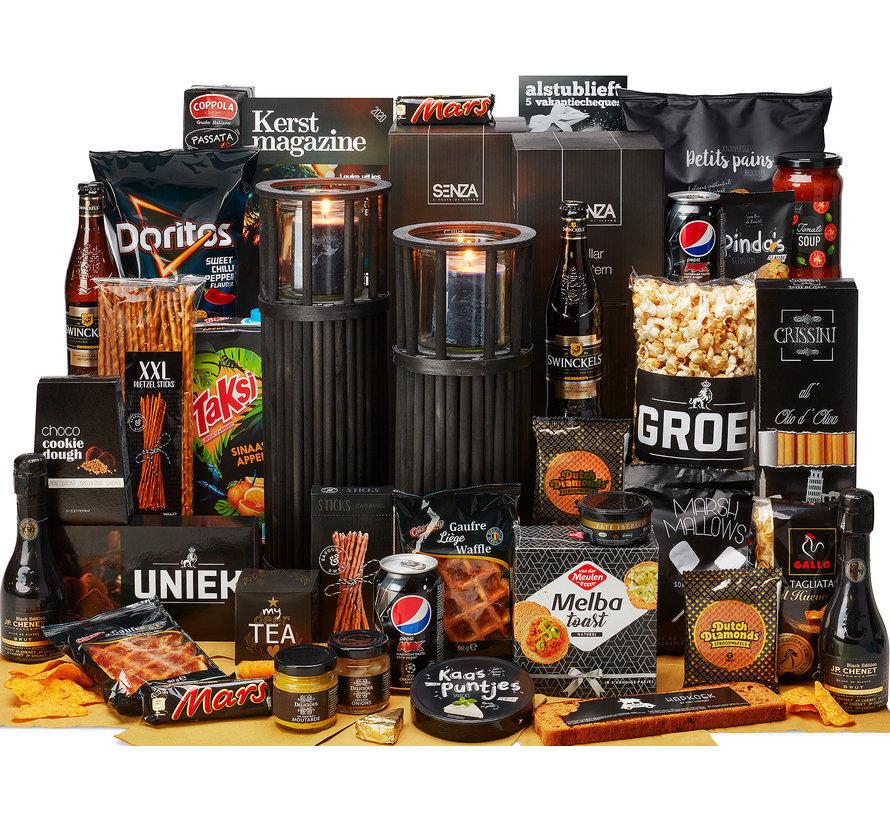 Kerstpakket Stijlvol - 9% BTW