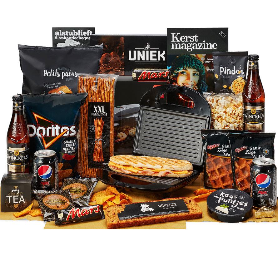 Kerstpakket Luxe lunch - 21% BTW