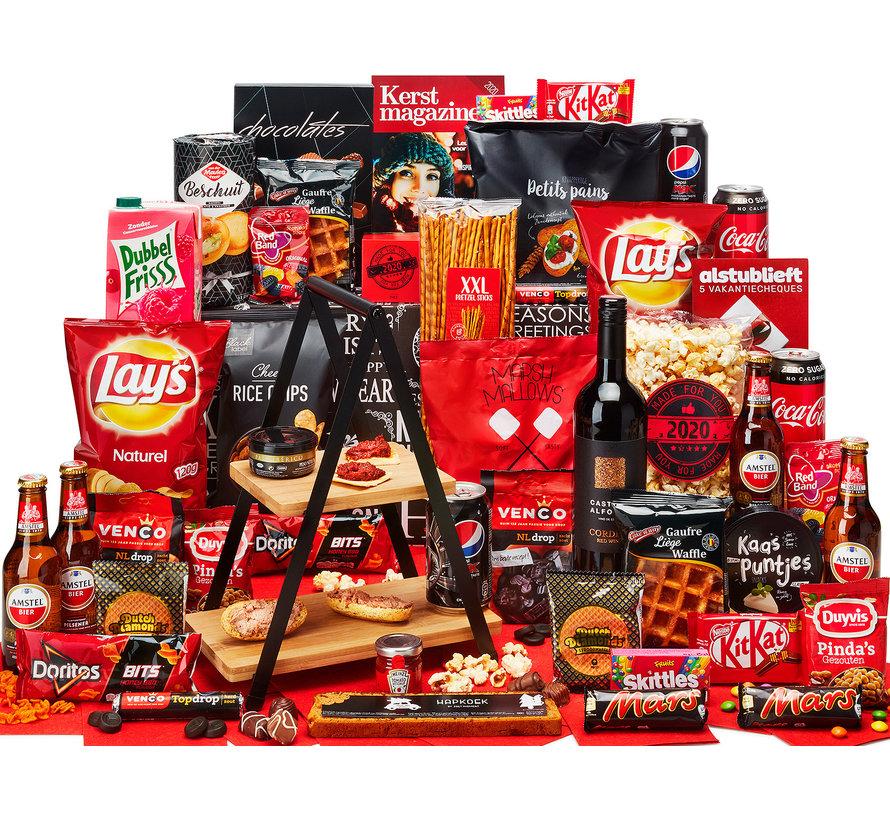 Kerstpakket Borrel op niveau - 21% BTW