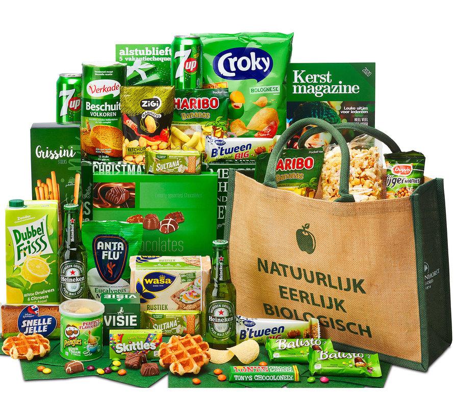 Kerstpakket Sterrenstatus - 21% BTW