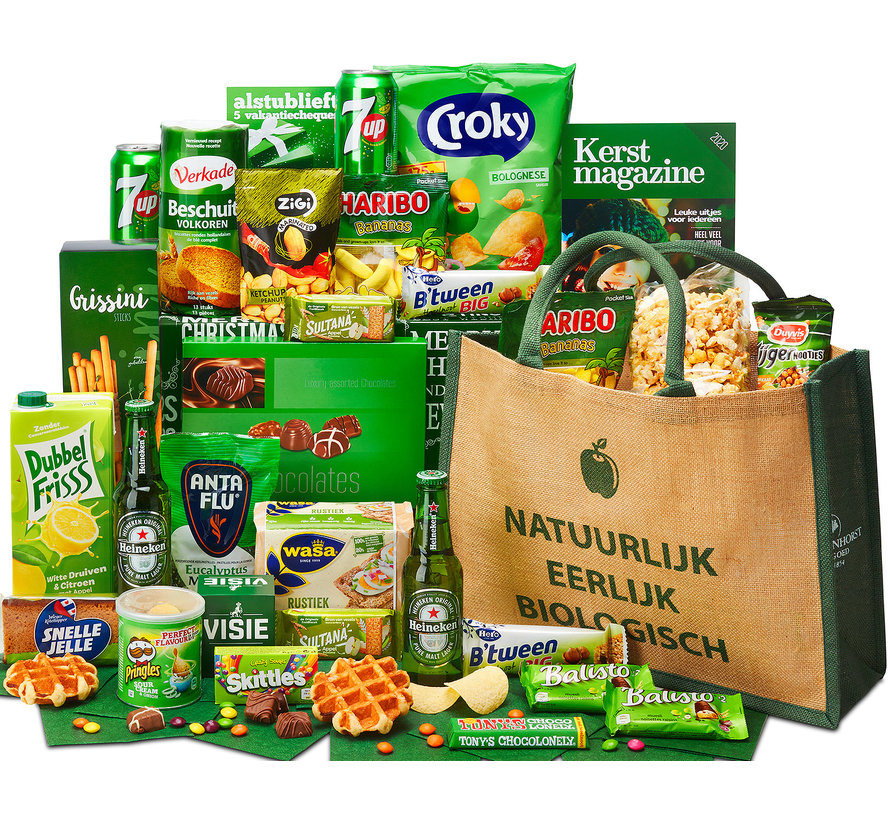 Kerstpakket Sterrenstatus - 9% BTW