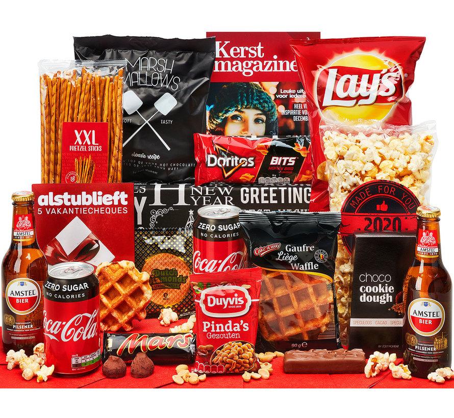 Kerstpakket Sterk team - 21% BTW