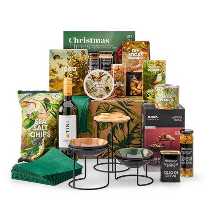 Kerstpakketten van €25,- tot en met €35,-