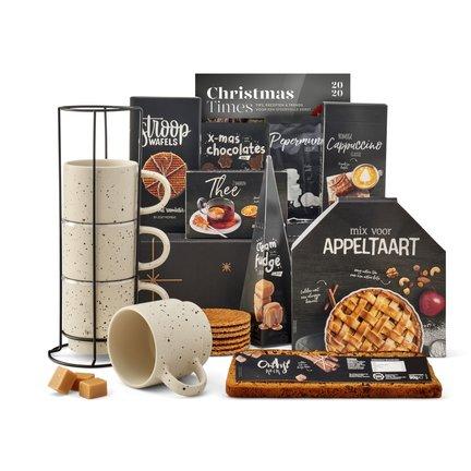 Koffie kerstpakketten bij Kerstpakkettenkiezer