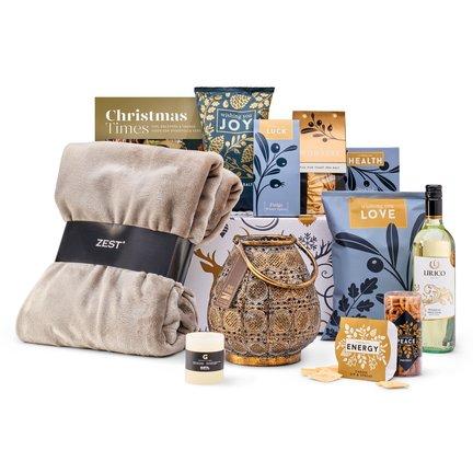 Kerstpakketten met home & living producten