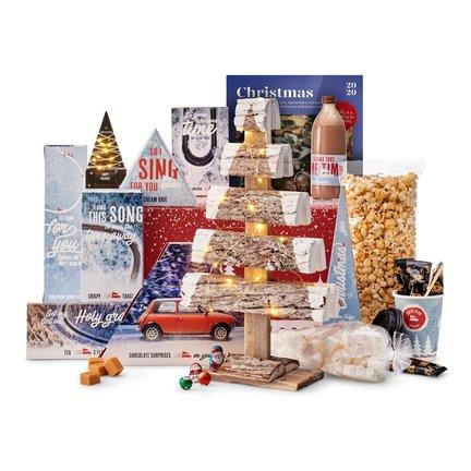 Het échte traditionele kerstpakket