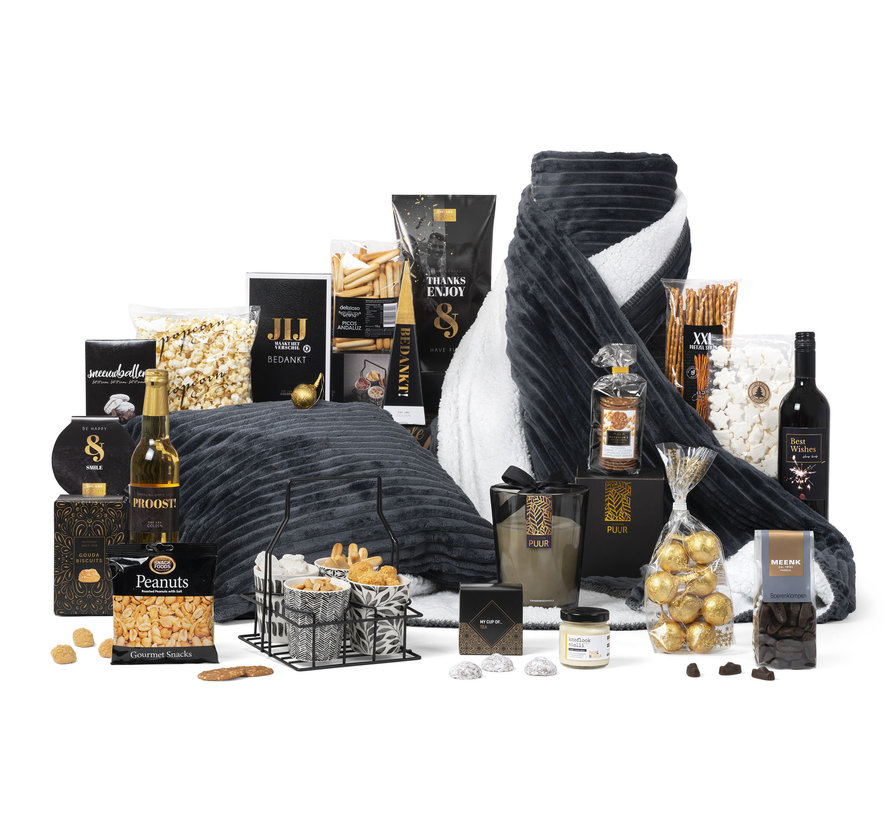 Kerstpakket 2-in-1 - 9% BTW