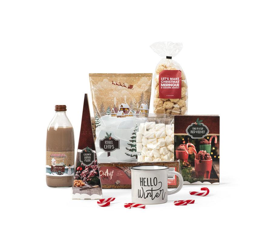 Kerstpakket Hello Winter - 9% BTW
