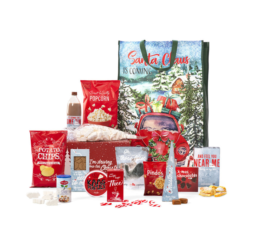 Kerstpakket Most wonderful time - 9% BTW