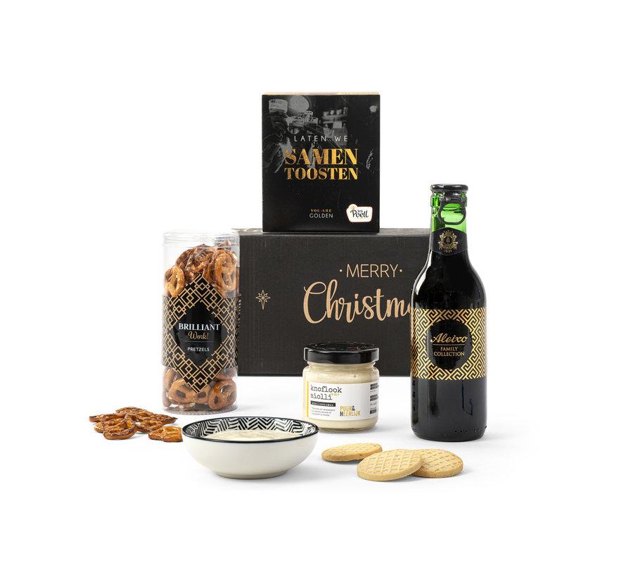 Kerstpakket Toost op jou - 9% BTW