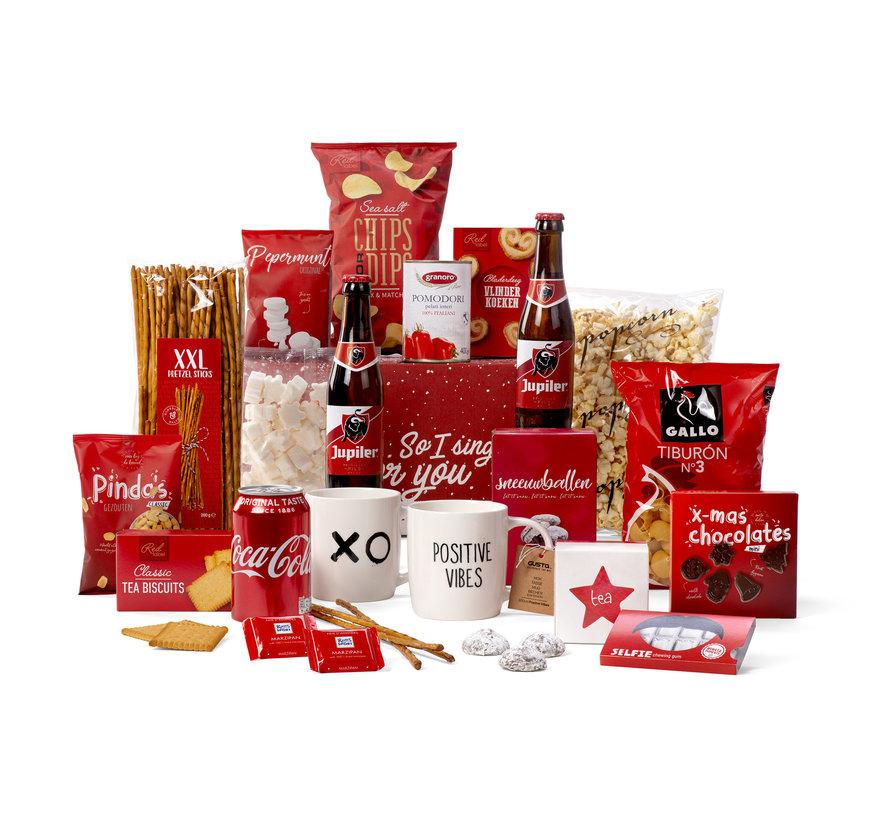 Kerstpakket Goed gevuld - 21% BTW