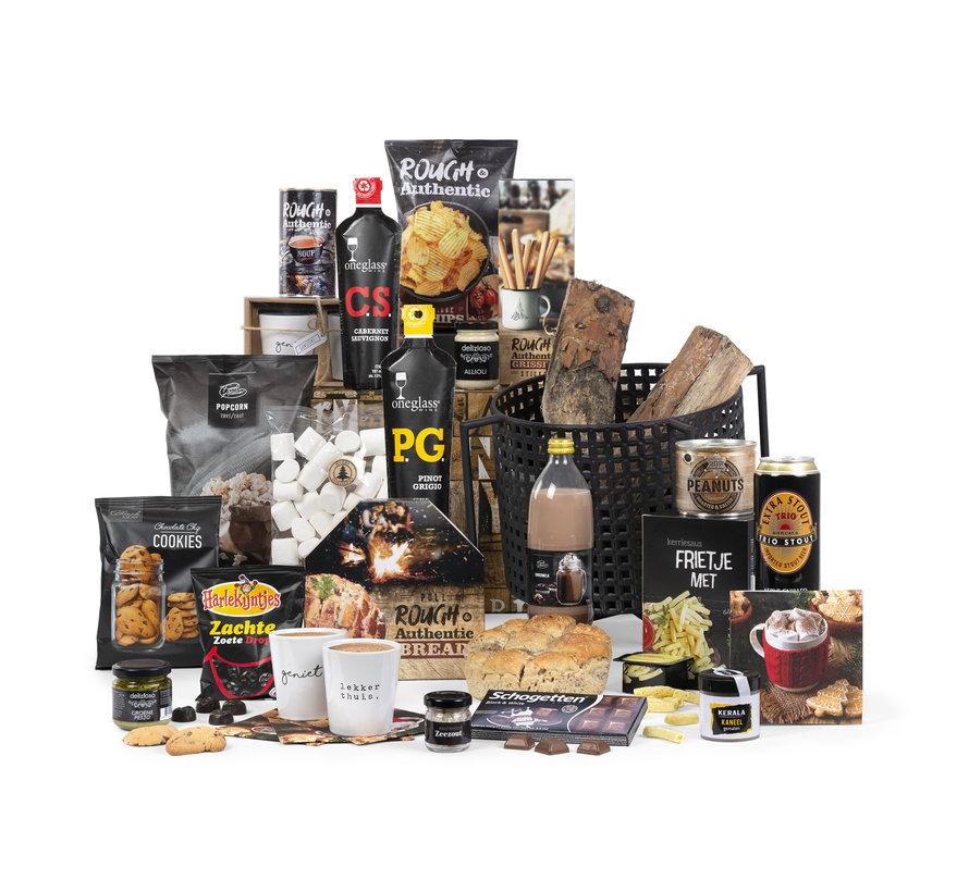 Kerstpakket Stoer genieten - 9% BTW