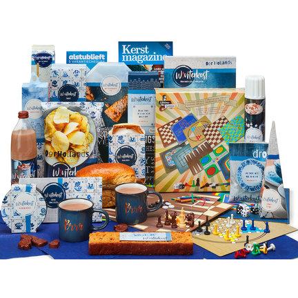 Spellen kerstpakketten bij Kerstpakkettenkiezer