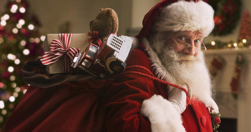 Wat zetten kinderen in de wereld neer voor de kerstman?