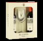 El Coto Tinto Crianza 2 flessen en glas in giftbox