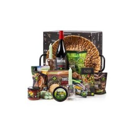Biologische en Fairtrade kerstpakketten bij Kerstpakkettenkiezer