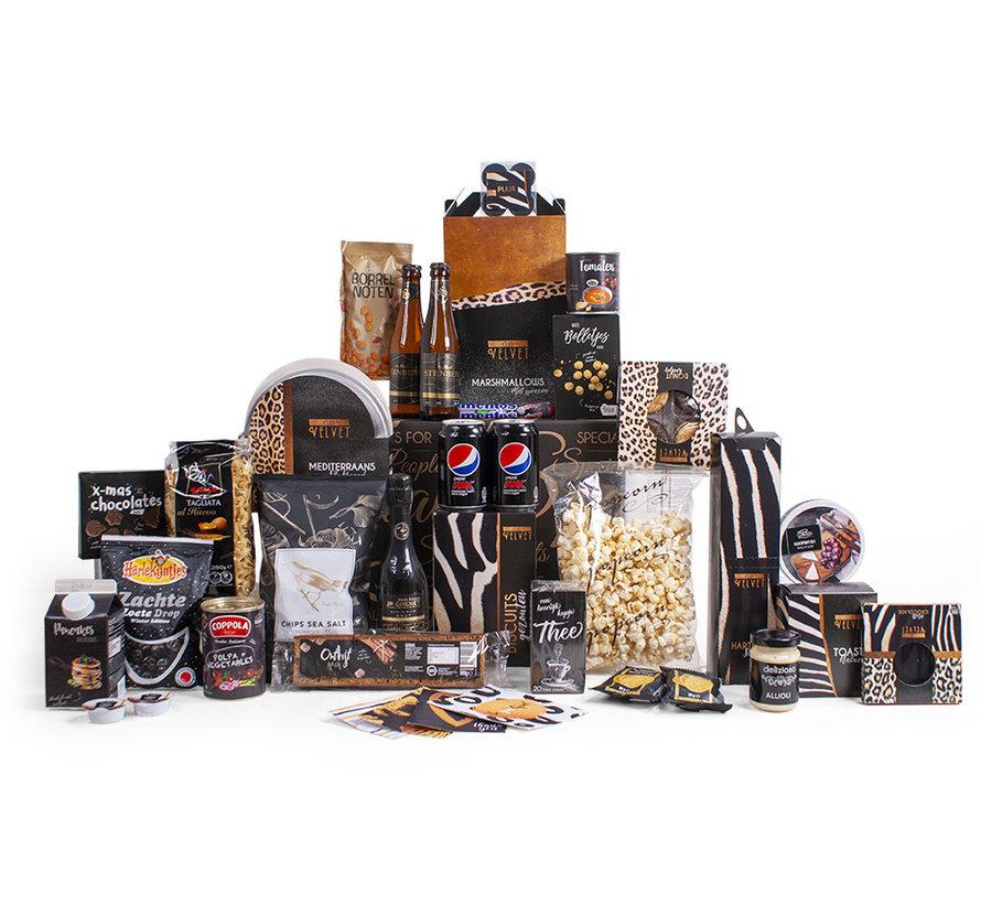Kerstpakket Feestelijk - 9% BTW
