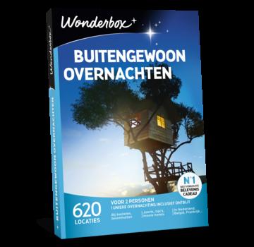 Wonderbox Buitengewoon Overnachten - Digitaal