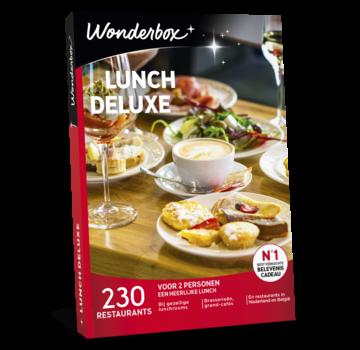 Wonderbox Lunch Deluxe - Digitaal