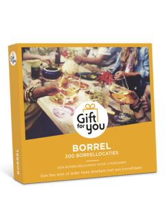 Gift for you - Borrel