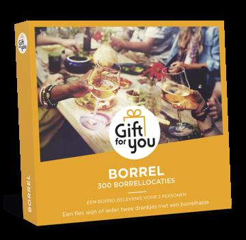 Gift for you - Borrel