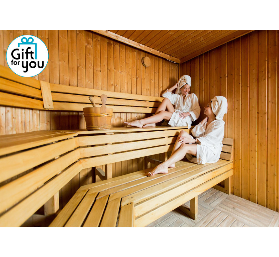 Gift for you - Sauna - Digitaal