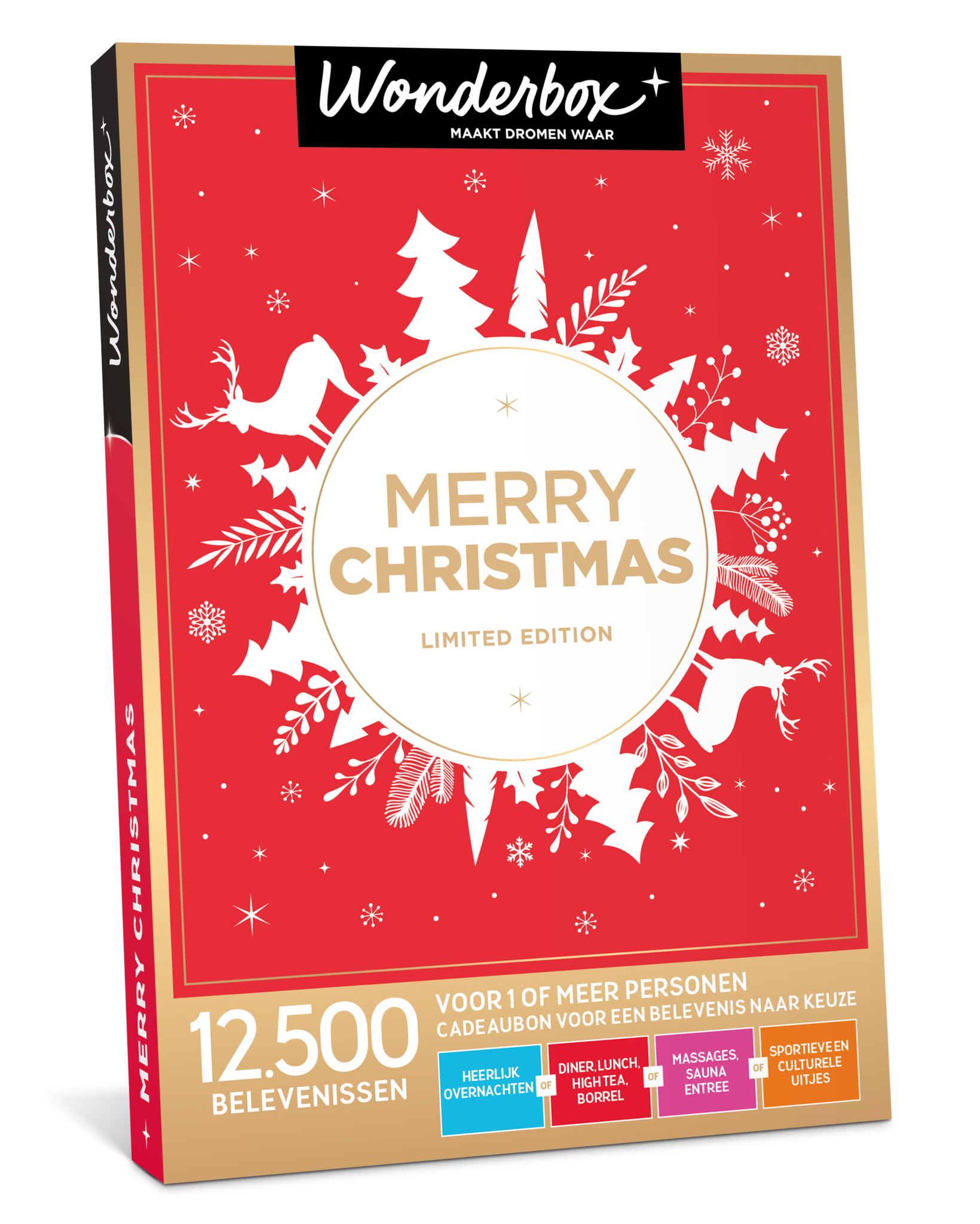 Wonderbox Merry Christmas