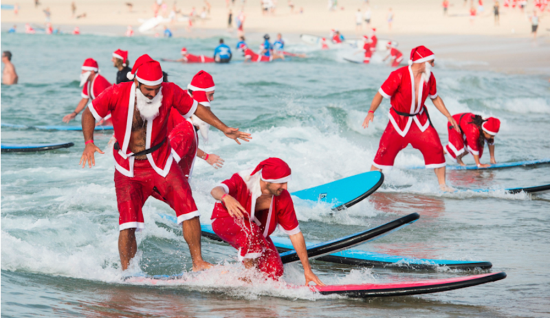 Kerst in Australië