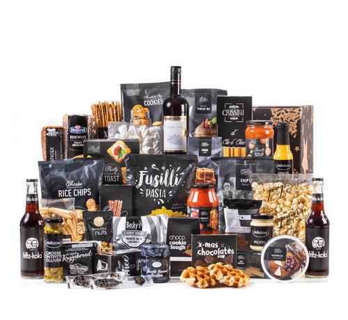 Kerstpakket Zwart XL - 9% BTW