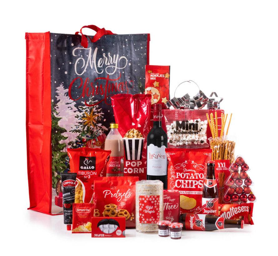 Kerstpakket Xmas Shopper XXL