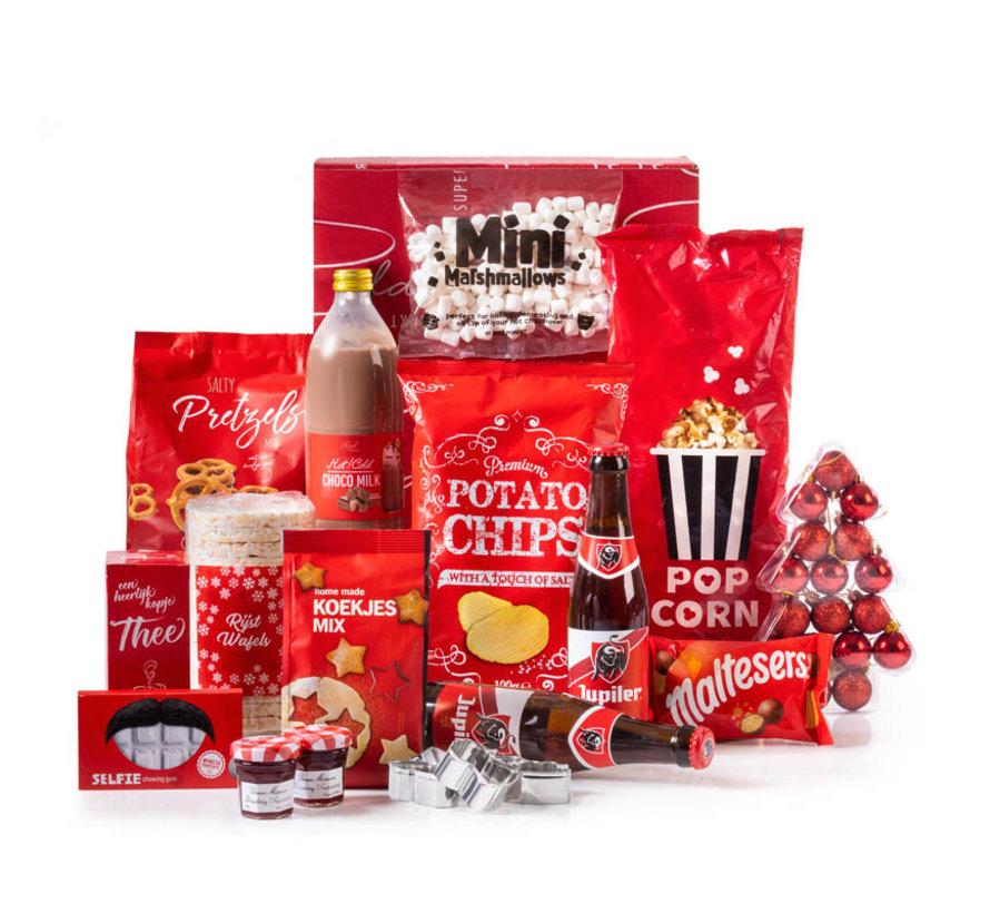 Kerstpakket Vrolijke Kerst! - 9% BTW