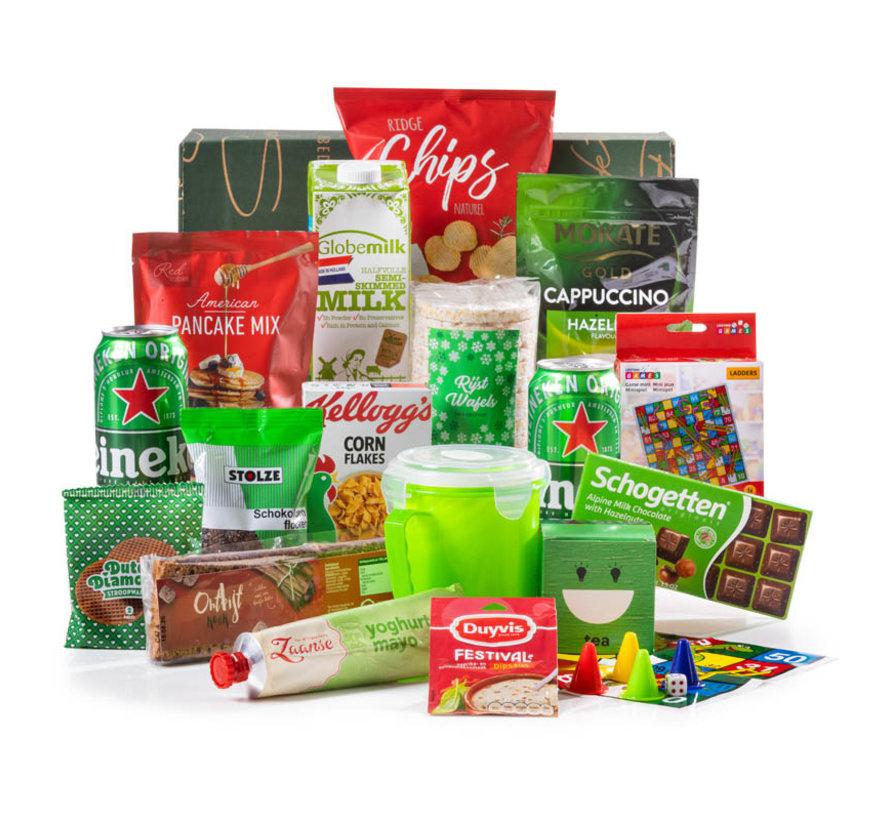 Kerstpakket Voor de Fam - 21% BTW