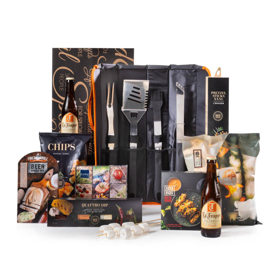 Kerstpakket Voor de BBQ! - 21% BTW