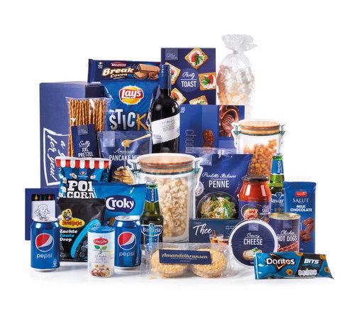 Kerstpakket Veel in Blauw!