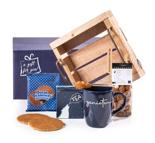 Kerstpakket Tea for One - 9% BTW