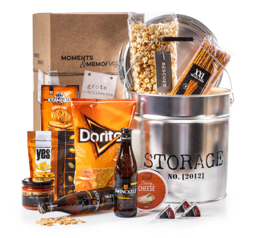 Kerstpakket Storage - 21% BTW