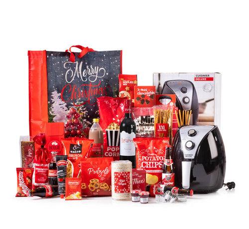 Kerstpakket Red Hot