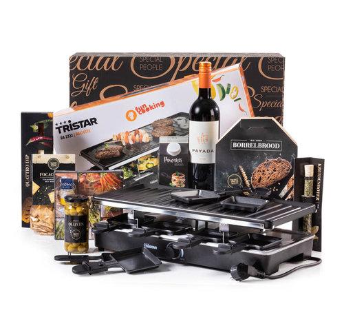 Kerstpakket Raclette Funcooking