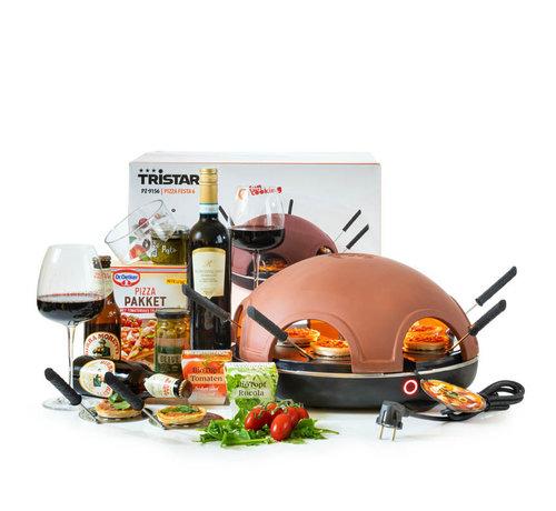 Kerstpakket Pizza Funcooking! - 21% BTW