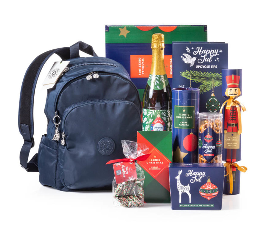 Kerstpakket Mooie Kipling! - 21% BTW