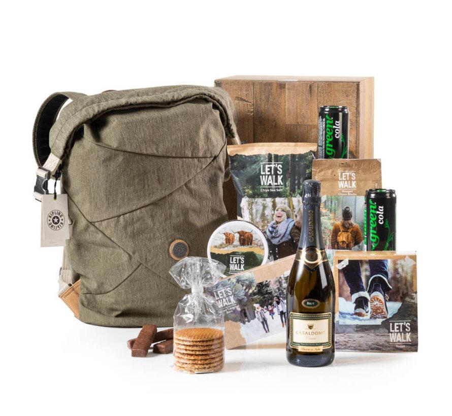 Kerstpakket Met Kipling op Pad! - 9% BTW