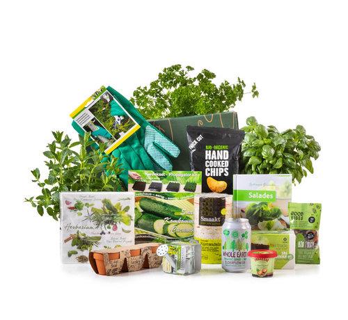 Kerstpakket Lekker Groen! - 21% BTW
