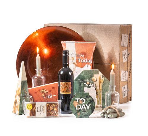 Kerstpakket Koper is in! - 9% BTW