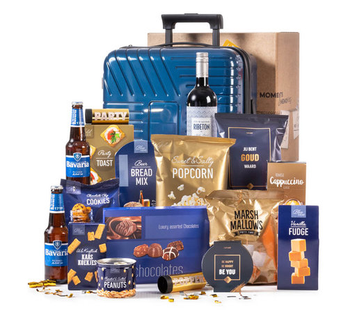 Kerstpakket In stijl op Reis! - 9% BTW