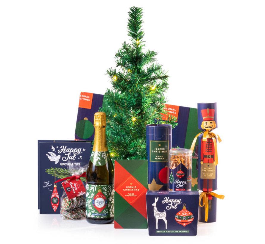 Kerstpakket Iconic Xmas - 9% BTW